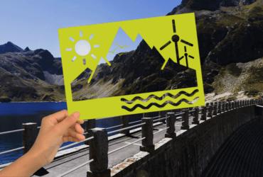 Attestation AlpEnergie « Électricité d'origine renouvelable »