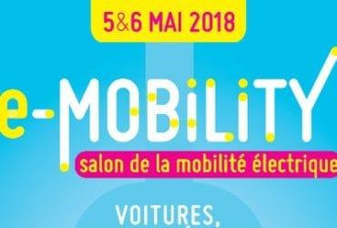 Salon de la Mobilité Electrique 5 & 6 Mai 2018 LE PRADET