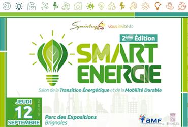 Salon Smart Énergie - Vidéo & Photos