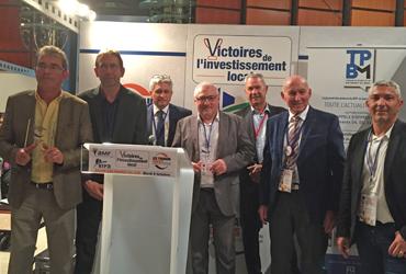 Le SymielecVar récompensé au Salon des Maires du Var