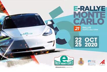 5ème E-Rallye Monte-Carlo